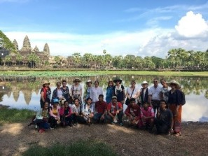 mcc-fulbright-hays-group-at-angkor-wat-cambodia