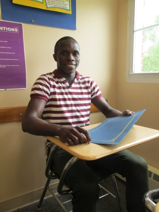 MCC student, Ashraf Muguluma, was recently awarded a 3-credit tuition waiver for his work in the Links program.