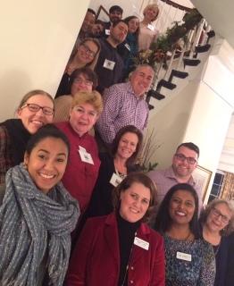 Alumni Event Group Picture