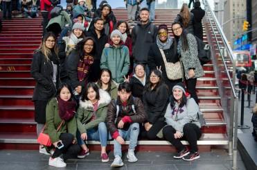 NYC Field Trip - ASIA