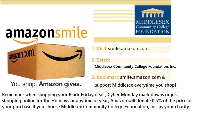 Amazon Smile - Teresa Medina
