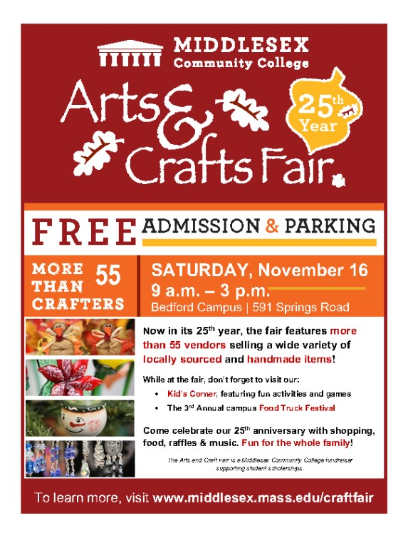 Craft Fair - Teresa Medina